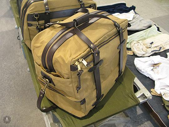 Filson Pullman Vs Medium Travel Bag