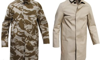Mackintosh for Griffin Trench Coats