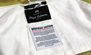 Bread & Butter | Nigel Cabourn Beeswax Cotton Jacket