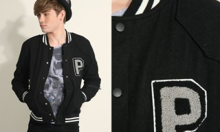 People's Market 'Edhealy' Varsity Jacket