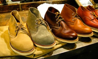 Bread & Butter | Red Wing Spring/Summer 2010