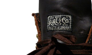 RRL Bowery Boot