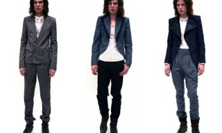 Timo Weiland Menswear Spring 2010