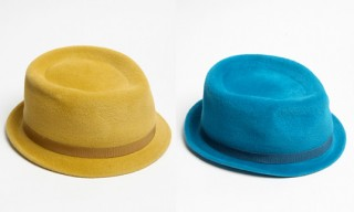 Anthony Peto Fur Felt Hats