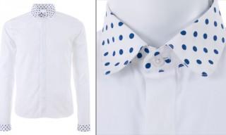B Store 'Bobby Deluxe' White Shirt