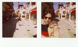 Jason Schwartzman for Band of Outsiders Autumn 2009