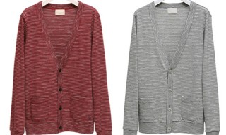 Factotum Striped Cardigans