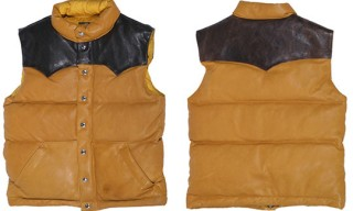 Joe McCoy Deer Skin Vest
