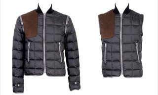 Michael Bastian Quilted Hunting Jacket