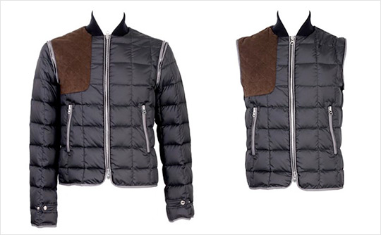 Michael Bastian Quilted Hunting Jacket Highsnobiety