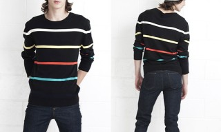 OAK Multicolor Striped Sweater