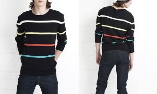 OAK Multicolor Striped Sweater