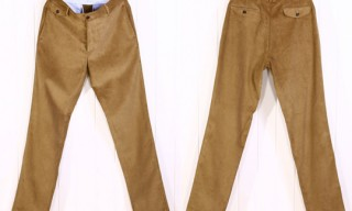 Our Legacy Corduroy Chinos