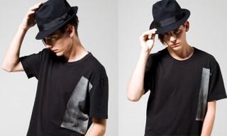 Yohji Yamamoto Soft Hat in Black