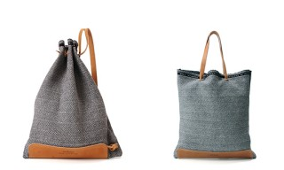 Bill Amberg Selvage Wool Collection
