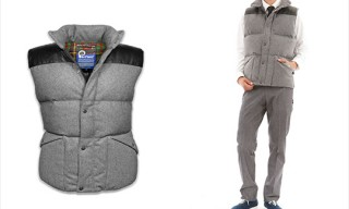Penfield for Edifice Goose Down Vests