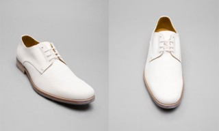 The Generic Man Naval White Shoe