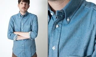 Gitman Vintage Heavy Chambray Shirt