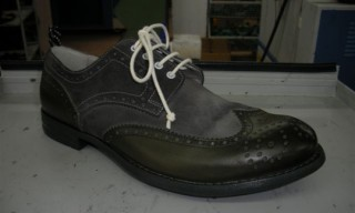Narrative Spring/Summer 2010 Suede/Leather Brogue