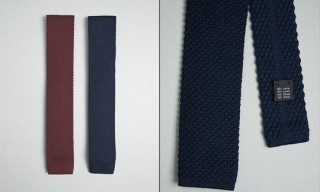 Our Legacy Knitted Ties