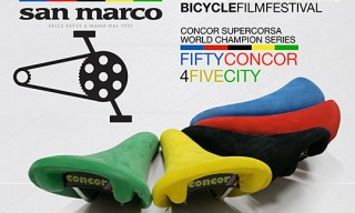 San Marco Limited Edition Saddles for BFF