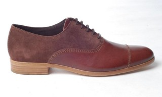 Shofolk 'Bobby' Chesnut Oxford Shoe