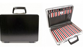 Thom Browne Samsonite Attache Briefcase