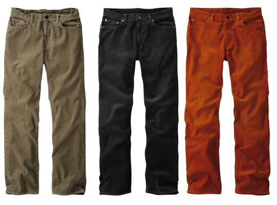 Uniqlo Corduroy Jeans