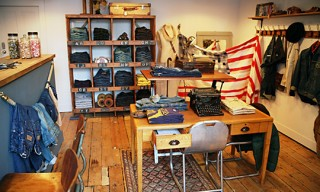 Wrangler Blue Bell Pop-Up Shop in London