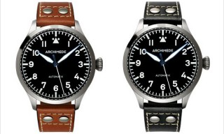 Archimede Pilot XL Automatik Watches