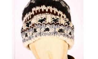 Chamula Fair Isle Knitted Hat