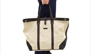 Daniel & Bob Eddy Orteoil Man Tote Bag