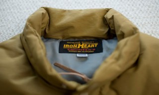 Iron Heart 60/40 Down Vests