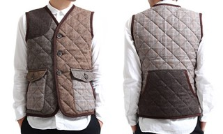 Lavenham Westly Patchwork Vest