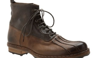 Officine Creative Duck Boot