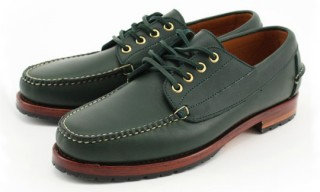 Atlantic Works 4 Eyelet Boat Shoe