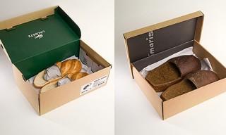 R&E Praspaliauskas Bread Slippers