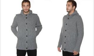 C.P. Company Chunky Knit Cardigan