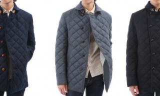 Edifice Quilted Jacket