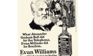 """What Evan Williams Did For Bourbon"" 
