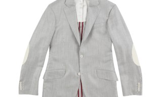 Hackett Spring/Summer 2010 Striped Blazer