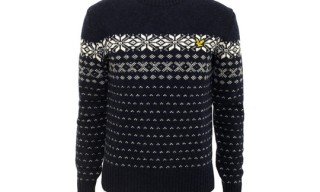 Lyle & Scott Fair Isle Crewneck Jumper