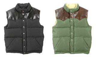 The Joe McCoy Down Vest