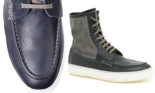 Narrative High Top Boots