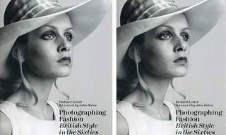 Photographing Fashion: British Style in the Sixties
