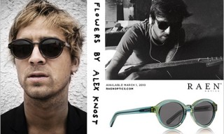 Alex Knost for Raen Eyewear Spring 2010