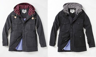 Nanamica for Woolrich John Rich & Bros. Jackets