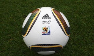 adidas Jabulani Official 2010 World Cup Match Ball