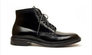 Alden for Blackbird Christopherson's Creamery Milkman Boot