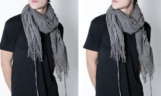 Banquit Drawcord Scarf